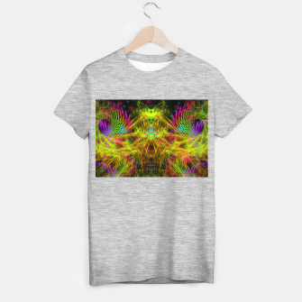 Thumbnail image of Alien Mind Flourish  T-shirt regular, Live Heroes