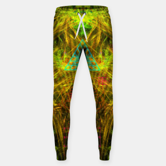Thumbnail image of Alien Mind Flourish  Cotton sweatpants, Live Heroes