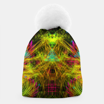Thumbnail image of Alien Mind Flourish  Beanie, Live Heroes