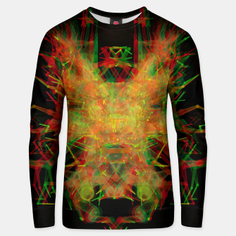 Thumbnail image of 3D Mechanical Antelope Cotton sweater, Live Heroes