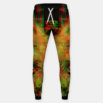 Thumbnail image of 3D Mechanical Antelope Cotton sweatpants, Live Heroes