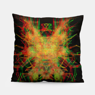 Thumbnail image of 3D Mechanical Antelope Pillow, Live Heroes