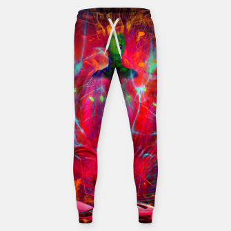 Miniaturka Female Fire Cotton sweatpants, Live Heroes