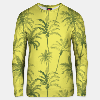 Miniaturka Palm trees Cotton sweater, Live Heroes