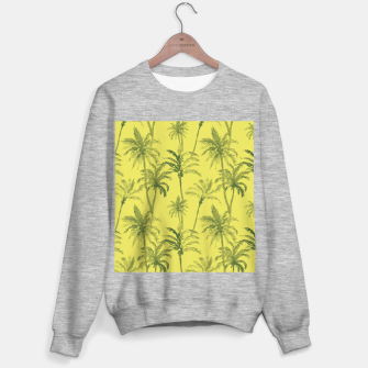 Miniaturka Palm trees Sweater regular, Live Heroes