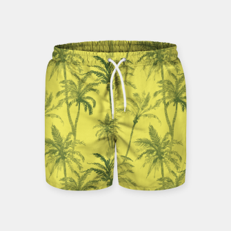 Miniaturka Palm trees Swim Shorts, Live Heroes