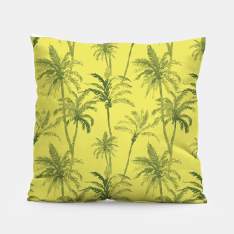 Miniaturka Palm trees Pillow, Live Heroes