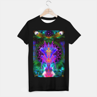 Thumbnail image of Lord Rokklu From Orion (Vallios Visual Kung Fu Collab) T-shirt regular, Live Heroes