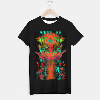 Miniatur Atomic Psychedelia T-shirt regular, Live Heroes
