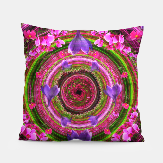Thumbnail image of Flower Girl Whirlpool Pillow, Live Heroes