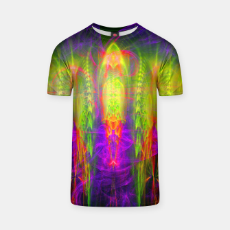 Thumbnail image of Fractal Angels II T-shirt, Live Heroes