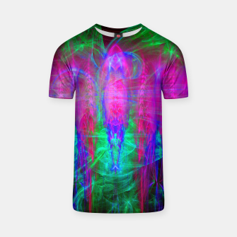 Thumbnail image of Fractal Angels IV T-shirt, Live Heroes
