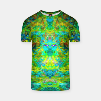 Thumbnail image of Fire Breather (Vapor Breath) (psyart) T-shirt, Live Heroes