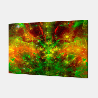 Thumbnail image of Crab Stardust- The Mind Opens (abstract, visionary, fractal) Canvas, Live Heroes