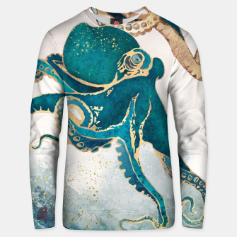 Thumbnail image of Underwater Dream V Cotton sweater, Live Heroes