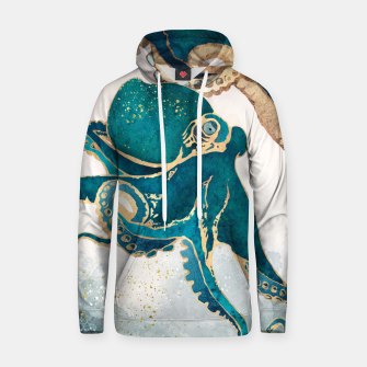 Thumbnail image of Underwater Dream V Cotton hoodie, Live Heroes