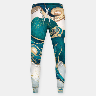Thumbnail image of Underwater Dream V Cotton sweatpants, Live Heroes