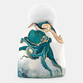 Thumbnail image of Underwater Dream V Beanie, Live Heroes