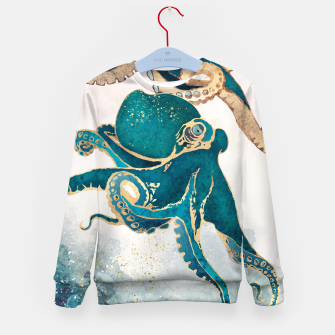 Thumbnail image of Underwater Dream V Kid's sweater, Live Heroes
