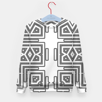 Thumbnail image of GeoTeligant Kid's sweater, Live Heroes