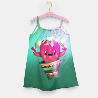 Strawberry Cactus Girl's dress thumbnail image