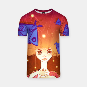 Miniature de image de Moths to a Flame T-shirt, Live Heroes