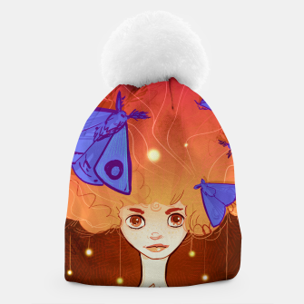 Miniature de image de Moths to a Flame Beanie, Live Heroes
