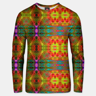 Thumbnail image of Electric Skull Pattern I Cotton sweater, Live Heroes