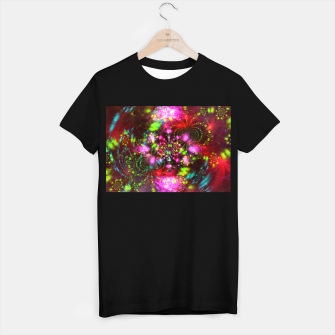 Miniaturka Zest Tunnel (abstract, psychedelic design) T-shirt regular, Live Heroes