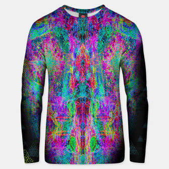 Thumbnail image of DMT Shock  Cotton sweater, Live Heroes