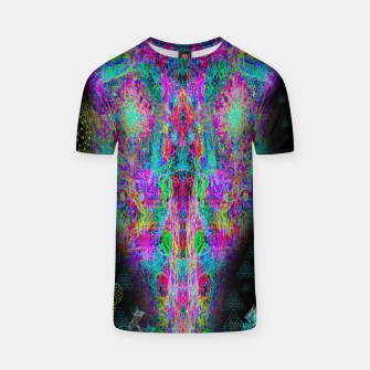 Thumbnail image of DMT Shock  T-shirt, Live Heroes