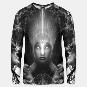 Thumbnail image of Riddian Queen Of Fire Oracle GS ISO GEOPAT ZM Cotton sweater, Live Heroes