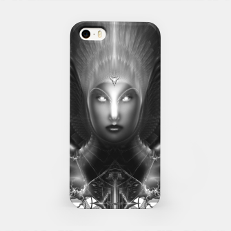 Thumbnail image of Riddian Queen Of Fire Oracle GS ISO GEOPAT ZM iPhone Case, Live Heroes