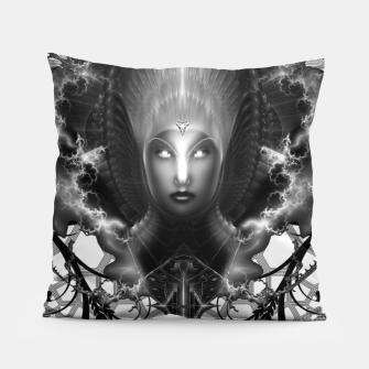 Thumbnail image of Riddian Queen Of Fire Oracle GS ISO GEOPAT ZM Pillow, Live Heroes