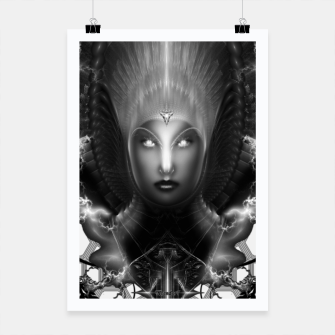 Thumbnail image of Riddian Queen Of Fire Oracle GS ISO GEOPAT ZM Poster, Live Heroes