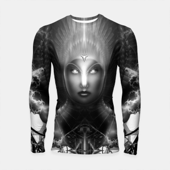 Thumbnail image of Riddian Queen Of Fire Oracle GS ISO GEOPAT ZM Longsleeve rashguard , Live Heroes