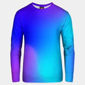 Thumbnail image of Deep blue Cotton sweater, Live Heroes