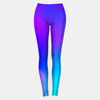 Thumbnail image of Deep blue Leggings, Live Heroes