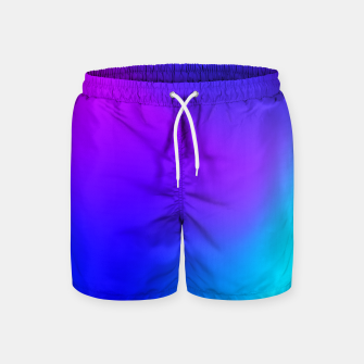 Thumbnail image of Deep blue Swim Shorts, Live Heroes
