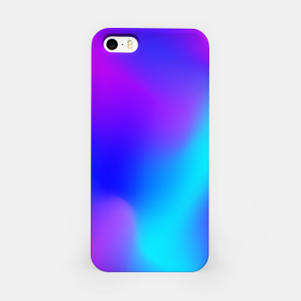 Thumbnail image of Deep blue iPhone Case, Live Heroes