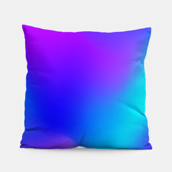 Thumbnail image of Deep blue Pillow, Live Heroes