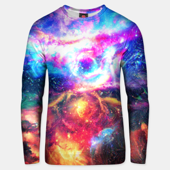 Miniaturka Colorful Galaxy Cotton sweater, Live Heroes