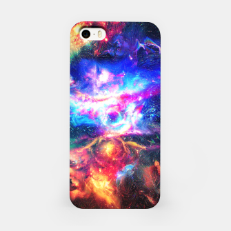Colorful Galaxy  iPhone Case thumbnail image