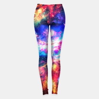 Miniaturka Colorful Galaxy Leggings, Live Heroes