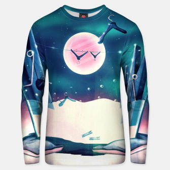 Thumbnail image of Moon Wash Cotton sweater, Live Heroes