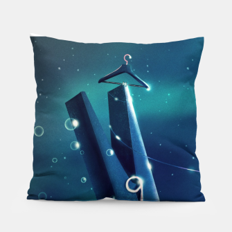 Thumbnail image of Moon Wash Pillow, Live Heroes