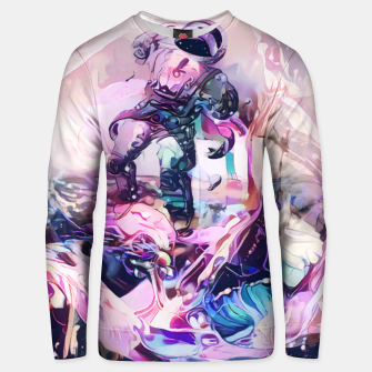 Thumbnail image of Champagnaut Cotton sweater, Live Heroes