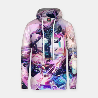 Thumbnail image of Champagnaut Cotton hoodie, Live Heroes