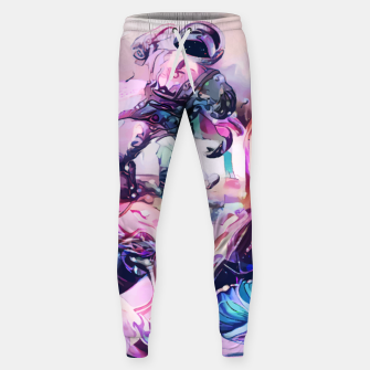 Thumbnail image of Champagnaut Cotton sweatpants, Live Heroes