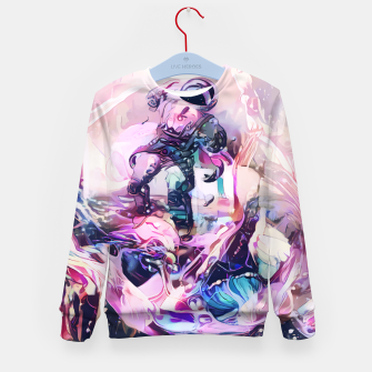 Thumbnail image of Champagnaut Kid's sweater, Live Heroes
